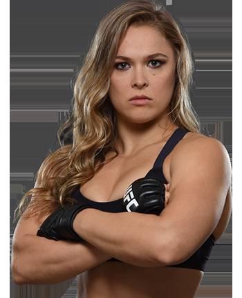 Ronda Rousey ganha papel em série de televisão