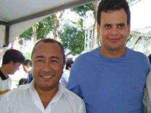 samuka e emerson 300x225 - OUÇA: Samuka Duarte sinaliza por qual partido vai disputar as eleições 2018; confira