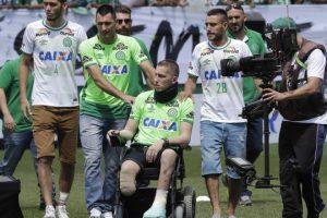 Chapecoense volta a campo e enfrenta o Palmeiras em amistoso