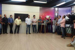 EXCLUSIVA: Superintendente da TV Tambaú avisa sobre desligamento da empresa e se despede de funcionários em reunião