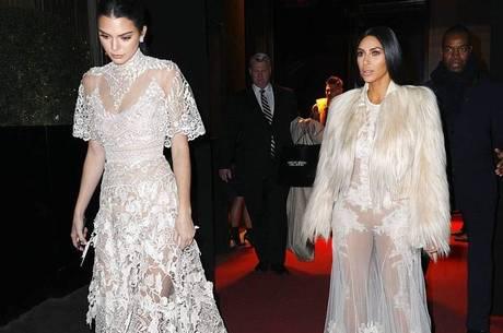 Cena de Kim Kardashian na versão feminina de Onze Homens e Um Segredo pode envolver roubo de joias