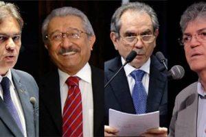 O PMDB FICA COM RICARDO OU CÁSSIO ? O placar é de 4 x 1 a favor do governador Ricardo – Por Rui Galdino