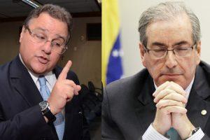 Mensagens entreGeddel e Eduardo Cunha revelam esquema milionário na Caixa, diz PF