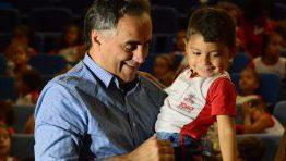 Luciano Cartaxo entrega 48ª creche em novo padrão de qualidade nesta segunda-feira