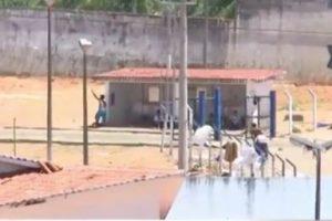 Nova rebelião estoura na penitenciária de Alcaçuz; Clima é tenso no local