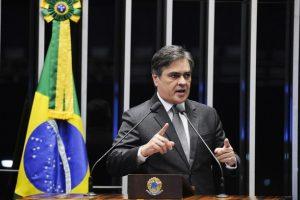 Hipótese de sabotagem não pode ser descartada na morte de Teori, diz Cássio Cunha Lima