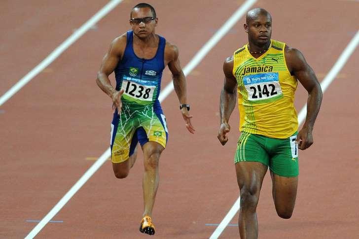 corredor - Brasileiro herdou medalha, mas perdeu R$ 1 milhão