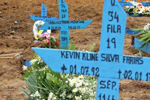 Cadastro para indenização de famílias de presos mortos no AM tem início