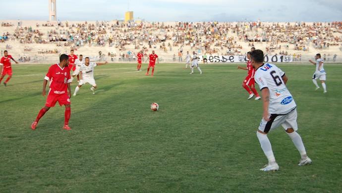 Internacional-PB e Serrano reeditam a final da 2ª divisão do ano passado
