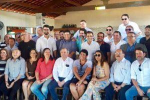 Raimundo Lira reúne jornalistas e destaca expectativa de 2017 promissor