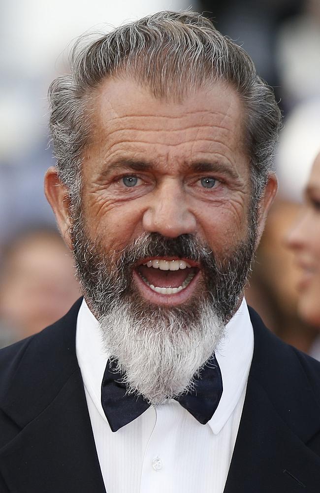 mel gibson - Mel Gibson anuncia o nascimento do nono filho