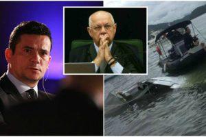 Para 83% dos brasileiros, Teori Zavascki foi assassinado; 65% rejeitam Moro no STF