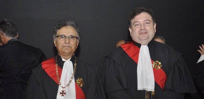 Desembargador Eduardo Sergio assume Presidência do TRT da Paraíba