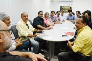 Manoel Júnior reúne equipe da prefeitura para avaliar ações do Carnaval de João Pessoa