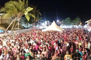 Carnaval em Jacumã: preço de ingresso para shows da quadra custa R$ 20