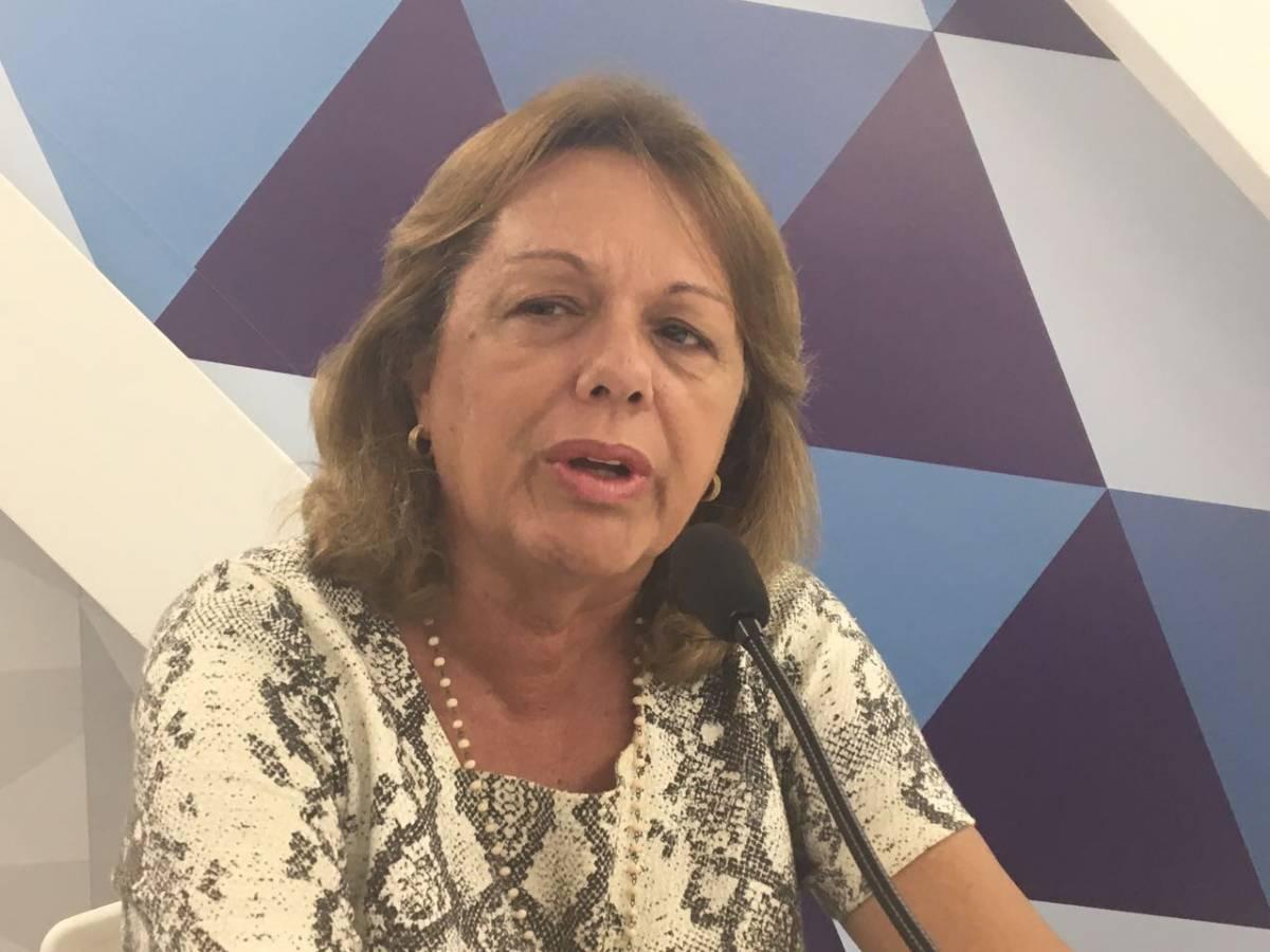 'O carro chefe da gestão de Cartaxo é habitação', diz Socorro Gadelha