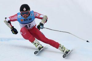 VEJA VÍDEO: a queda arrepiante do esquiador Olivier Jenot