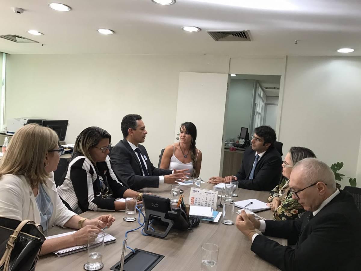 Prefeito de Santa Rita cumpre agenda em Brasília e apresenta pleitos a ministérios