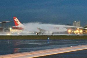 Turbina de avião da Latam explode durante decolagem em Congonhas – VEJA VÍDEO