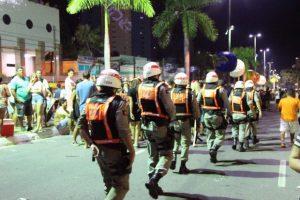 Muriçocas do Miramar tem saldo de 27 detidos de acordo com a Polícia Militar