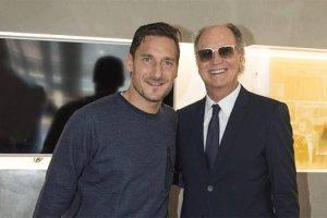 Falcão diz que Roma precisa agir como time grande e ter estádio próprio