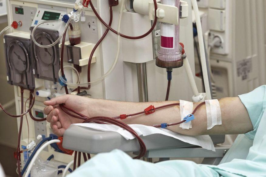Pacientes renais denunciam contaminação em hemodiálises em JP