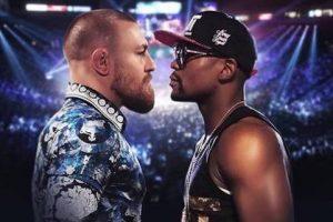 Conor McGregor revela planos para o caso de Floyd Mayweather desistir da luta