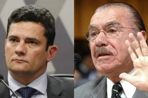 STF proíbe Moro de analisar citações de delator contra Sarney na Lava Jato