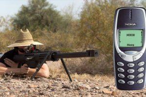 O 'indestrutível' Nokia 3310 pode ser relançado no mês que vem