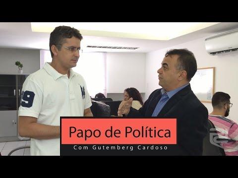 PAPO DE POLÍTICA com Petson Santos sobre Sousa