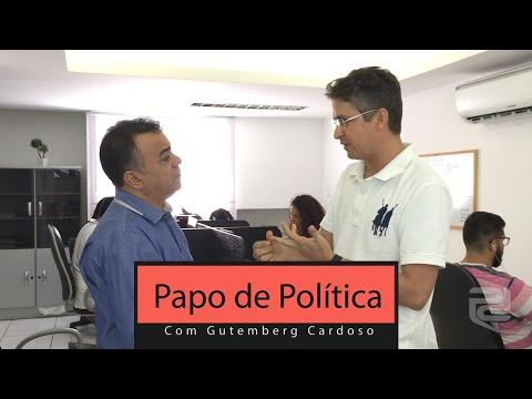 PAPO DE POLÍTICA com Petson Santos sobre Cajazeiras