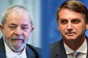 Lula e Jair Bolsonaro são investigados pelo Ministério Público Federal
