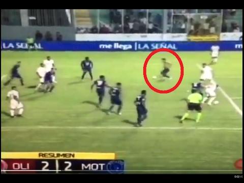VEJA VÍDEO: torcedor invade campo e faz gol em Honduras