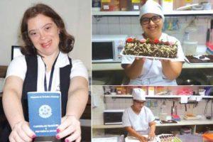 Jovens com síndrome de Down se superam e falam da importância do primeiro emprego
