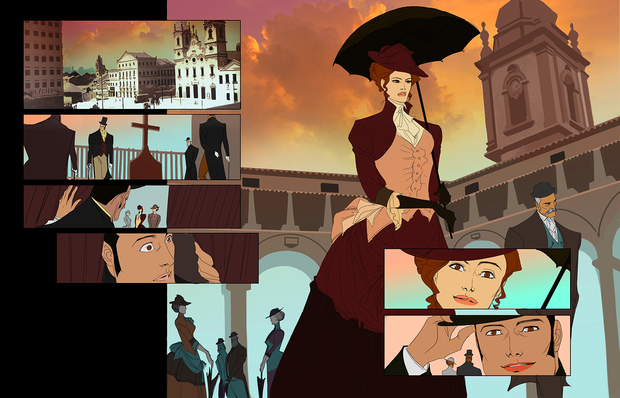 Revolução de 1817: romance ganha adaptações em quadrinhos