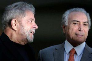 Lula e Temer usam vídeos para travar briga pela paternidade da transposição Por Suetoni Souto Maior – VEJA OS VÍDEOS