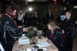 Juíza Michelini Jatobá é empossada como membro efetivo do TRE-PB
