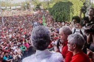 EVENTO DE MONTEIRO: Lula finge que não tem nada a ver com a roubalheira exposta pela Lava Jato – Por Josias de Souza