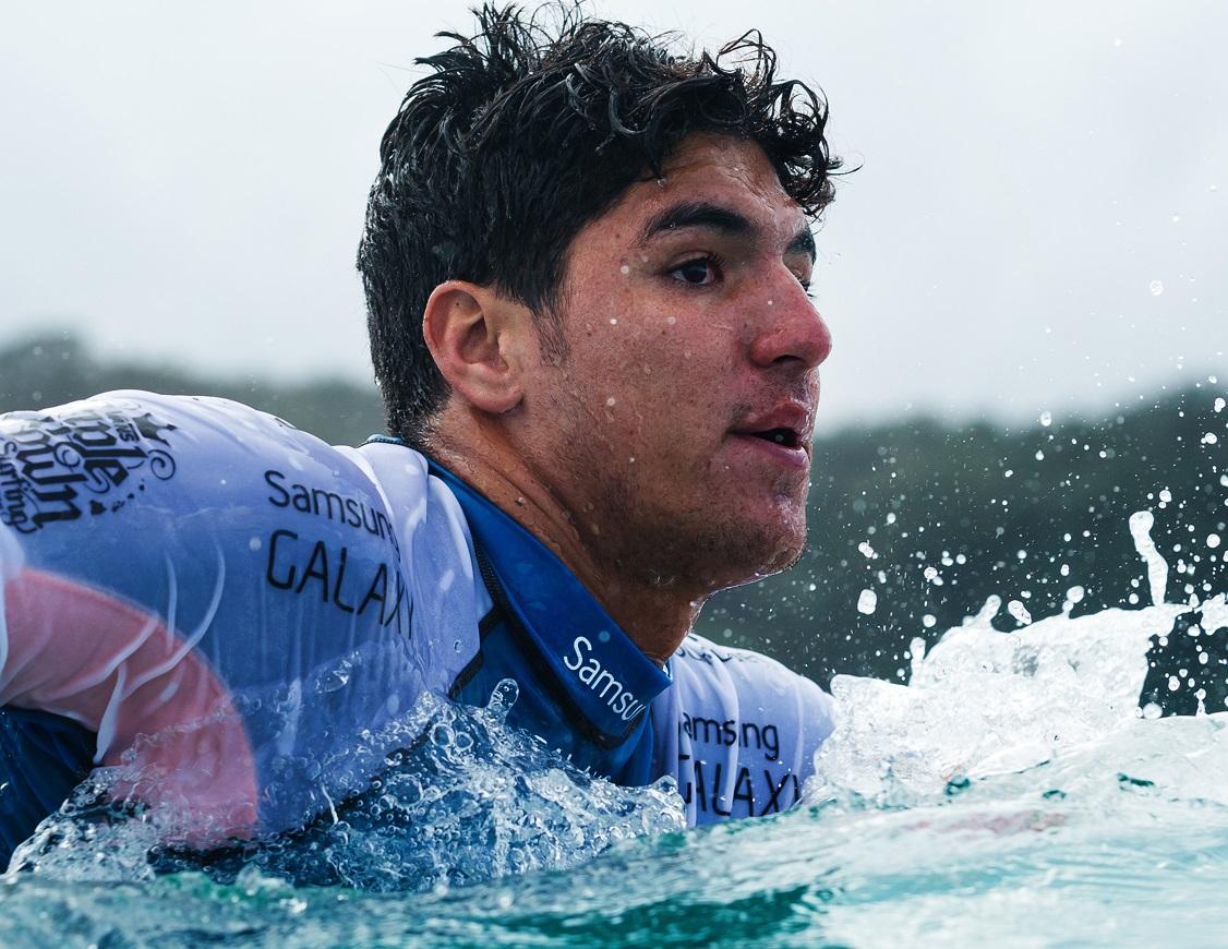 Após susto na estreia do Circuito Mundial de Surfe, Gabriel Medina confirma disputa da terceira fase na Austrália