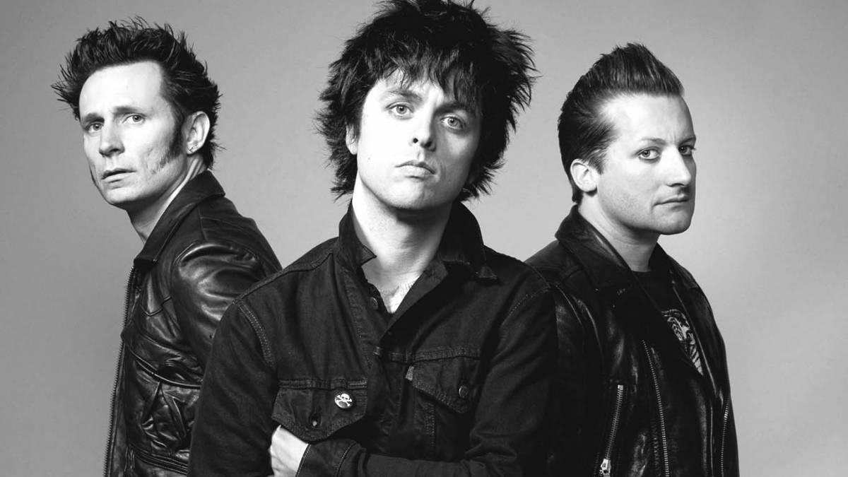 Green Day virá ao Brasil no final do ano