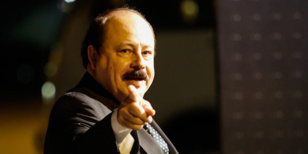 'Cadê meus voto?' pergunta Levy Fidelix, derrotado pela 15ª vez em eleições