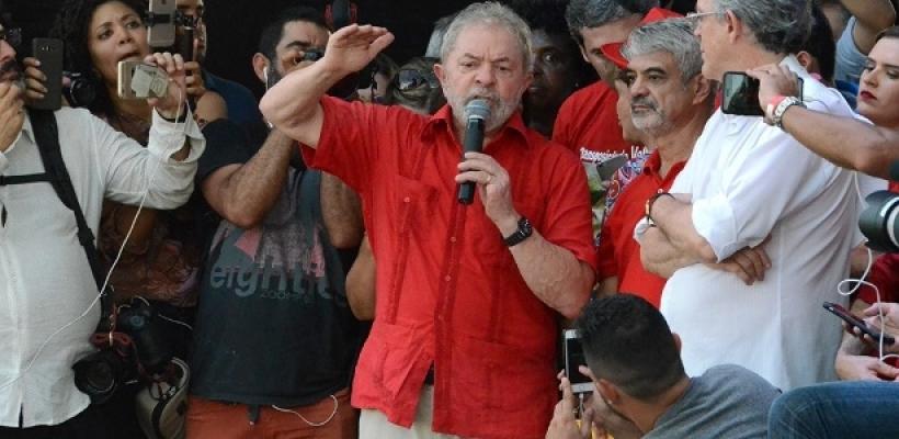 LULA NA PARAIBA - ISTO É - Viagem de Lula e Dilma à Paraíba se transforma em comício para pleito de 2018
