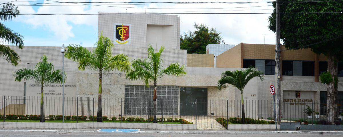 TCE Fachada 1200x480 - TCE investiga gastos exorbitantes com combustível em São Sebastião do Umbuzeiro