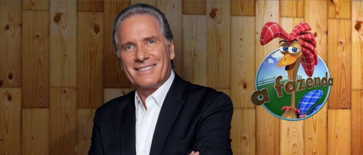 """Record TV quer diretor global no reality show 'A Fazenda"""""""