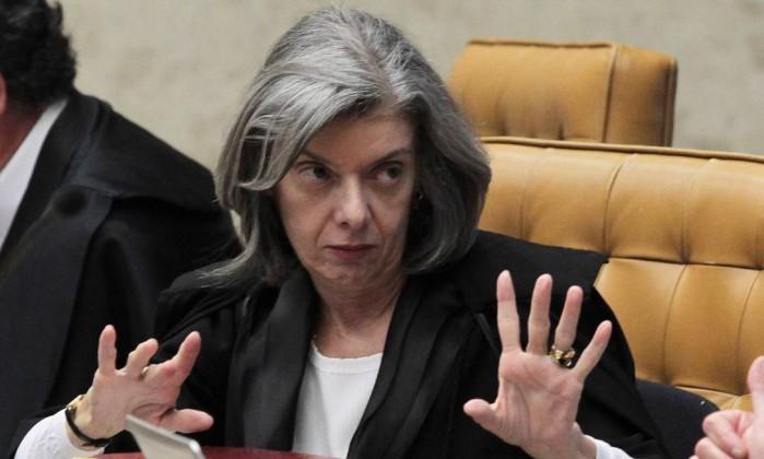 'A falta de solução corresponde a um criador de novos problemas', alerta Cármen Lúcia em Fórum Nacional da Infância e da Juventude