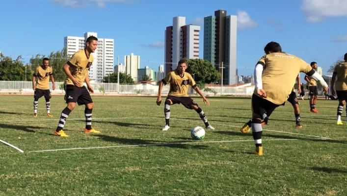 Botafogo-PB se prepara e enfrenta o América-RN no Almeidão nesta quarta-feira