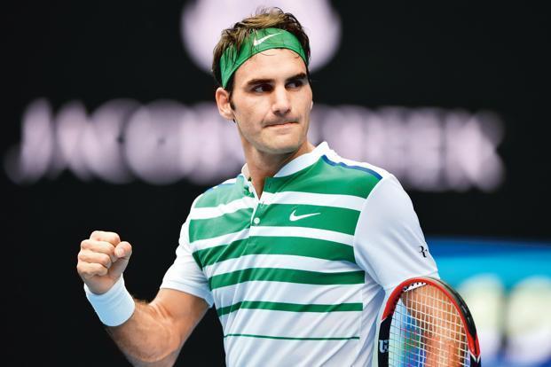 Roger Federer se diz um privilegiado por voltar a disputar final de Grand Slam