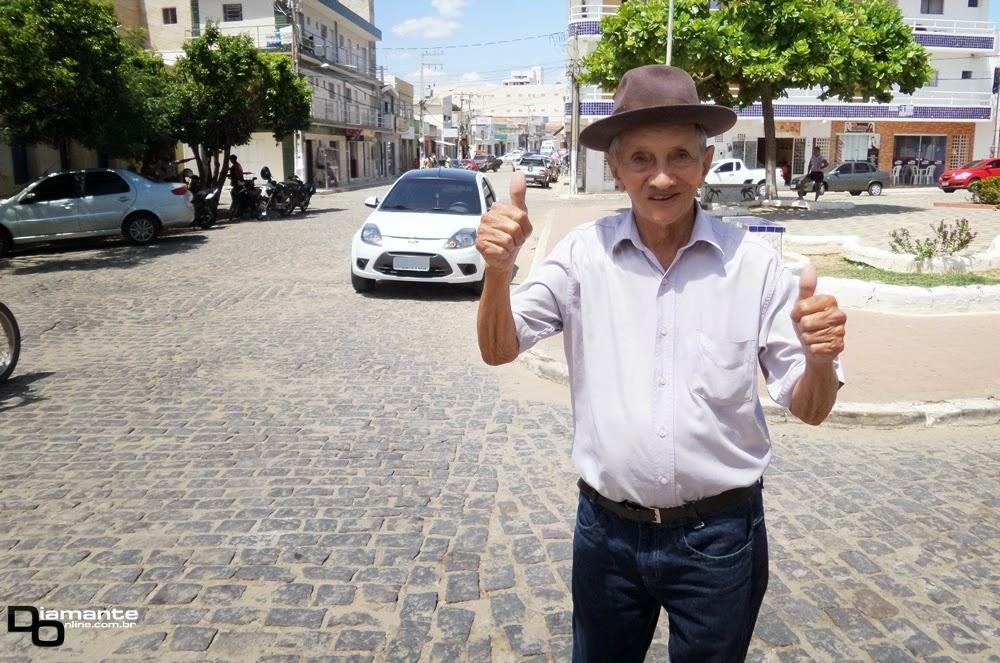 Ex-vereador de Itaporanga Zeca da Encarnação morre aos 93 anos
