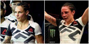 linamontagem 300x150 - Vídeo: sueca vence mas deixa UFC de ambulância