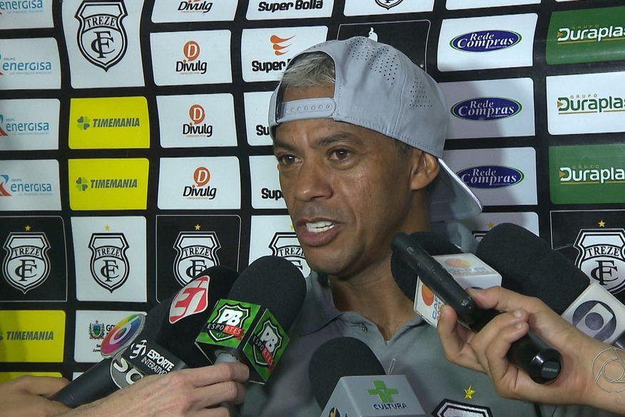 Por decisão judicial, Marcelinho Paraíba não pode atuar mais pelo Treze